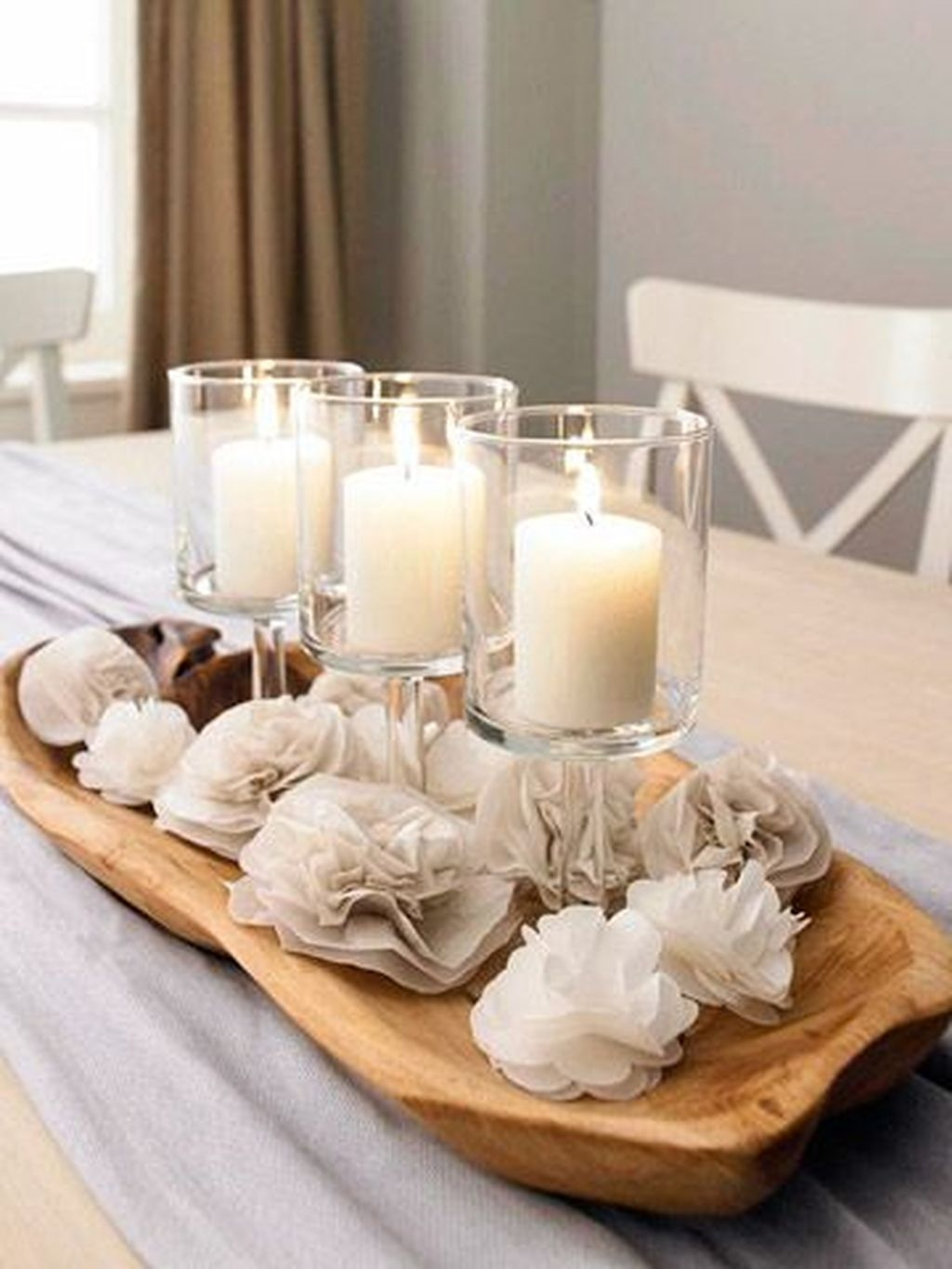Sweet Romantic Dining Room Decor 32