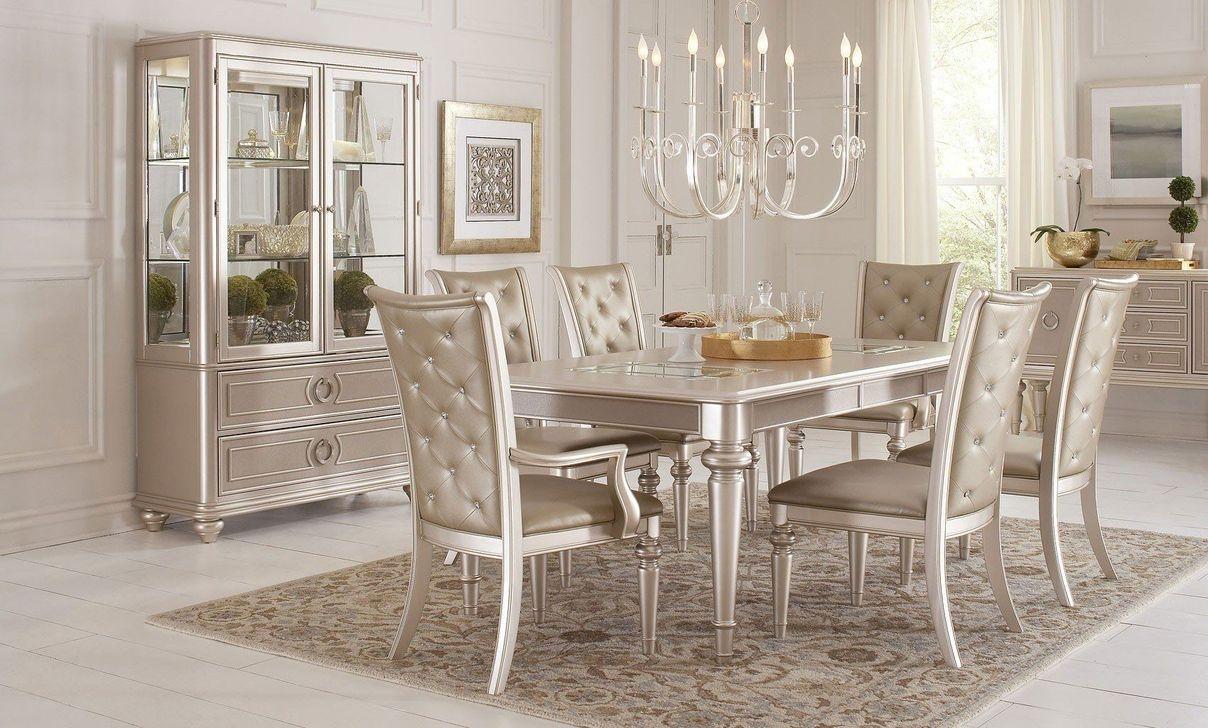 Sweet Romantic Dining Room Decor 50