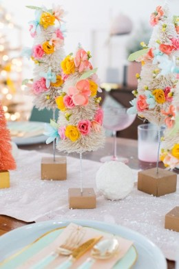 The Best DIY Christmas Centerpiece Decoration For Your Amazing Christmas 37