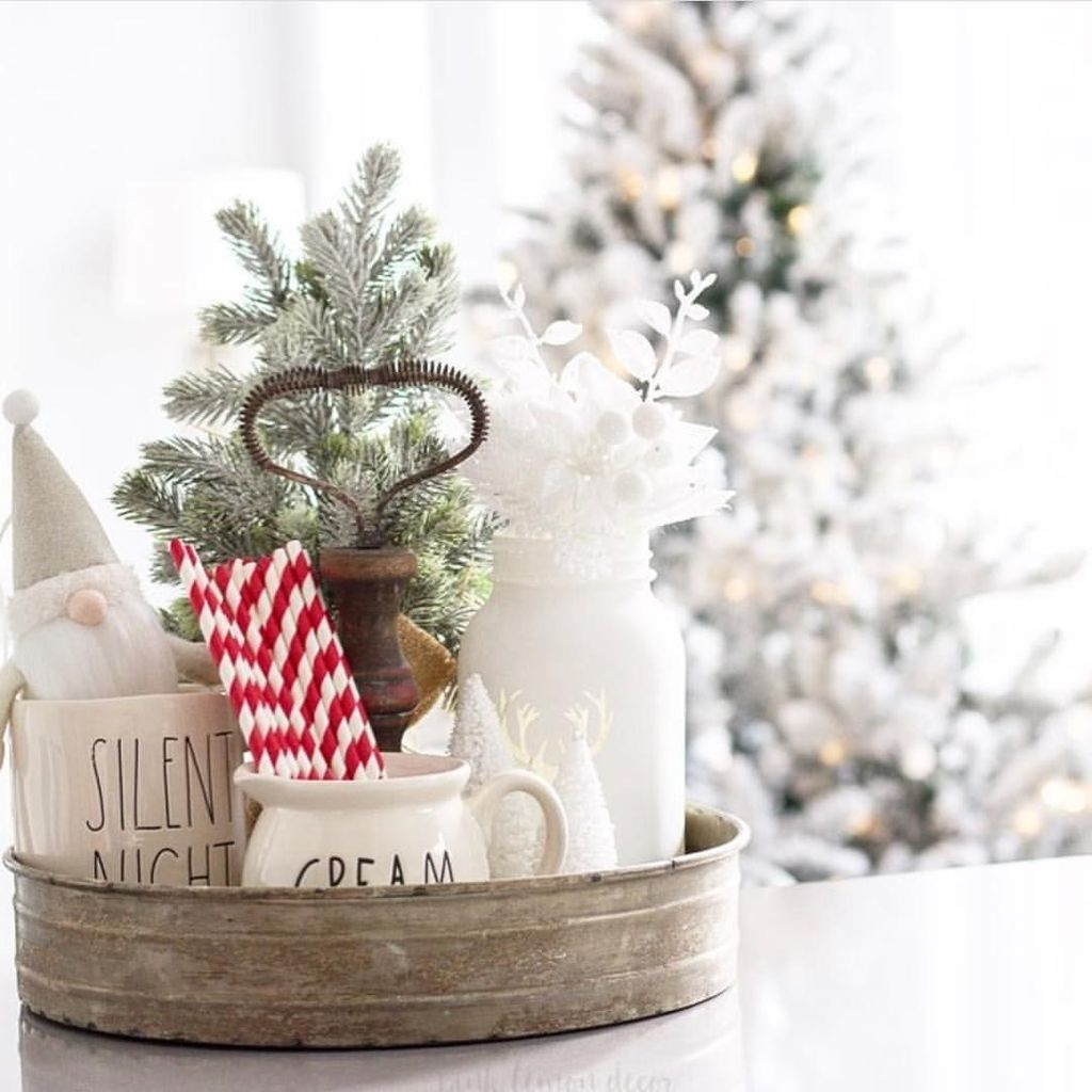 The Best Winter Decoration For Apartment 30