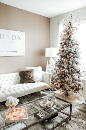 The Best Winter Decoration For Apartment 36