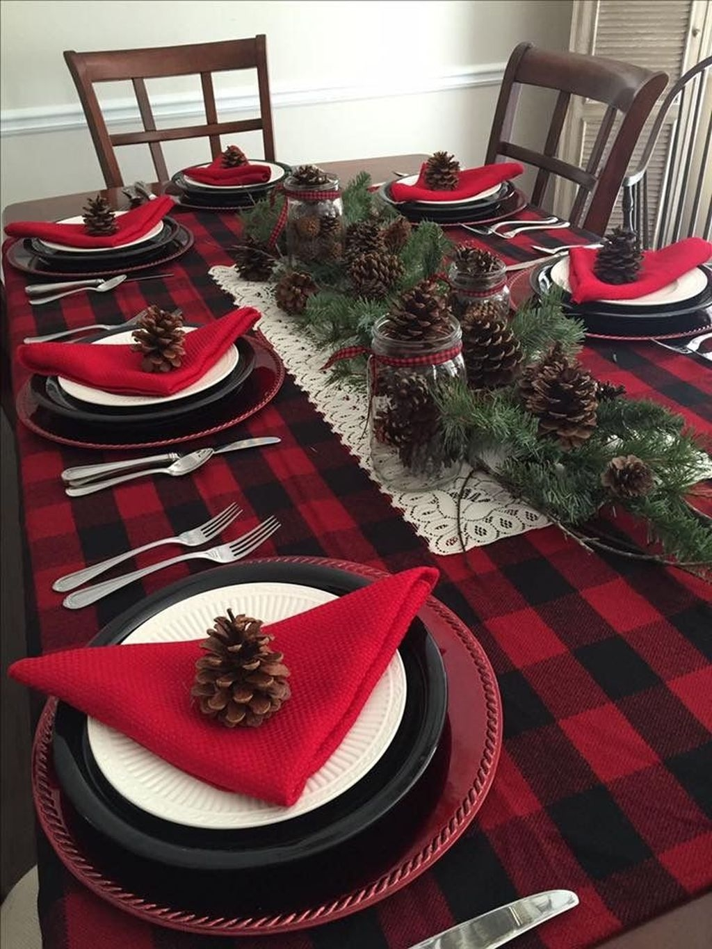 The Best Winter Table Decorations You Need To Try 41