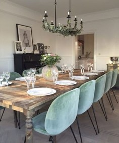 Amazing Rustic Dining Room Design Ideas 02