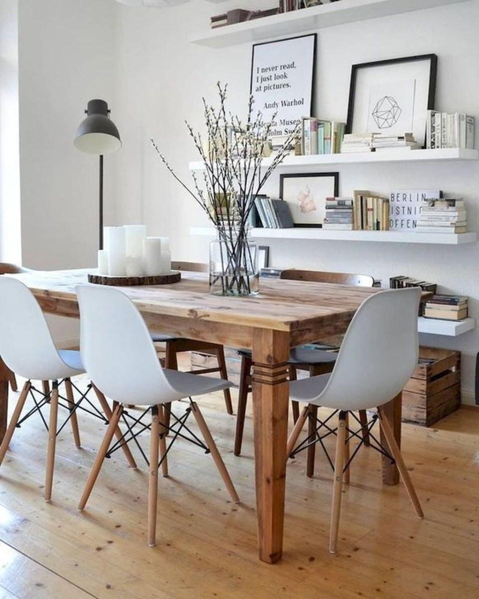 Amazing Rustic Dining Room Design Ideas 04