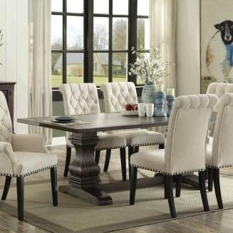 Amazing Rustic Dining Room Design Ideas 16
