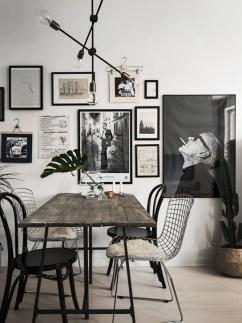 Amazing Rustic Dining Room Design Ideas 36