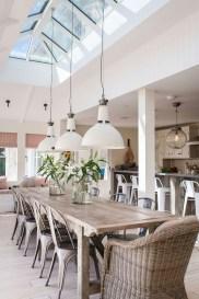 Amazing Rustic Dining Room Design Ideas 49
