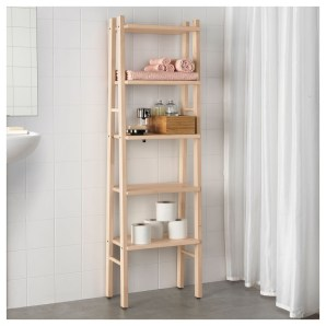 Awesome Hanging Bathroom Storage For Small Spaces 05