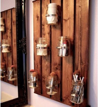 Awesome Hanging Bathroom Storage For Small Spaces 16
