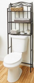 Awesome Hanging Bathroom Storage For Small Spaces 37