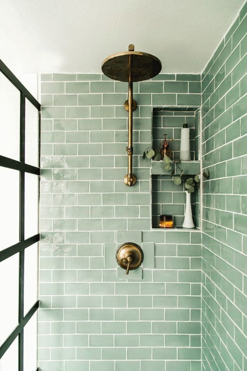 Awesome Hanging Bathroom Storage For Small Spaces 41
