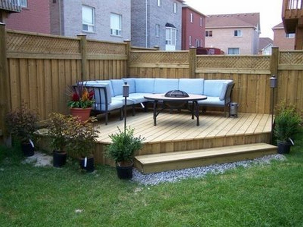 Backyard Landscaping Ideas With Minimum Budget 12