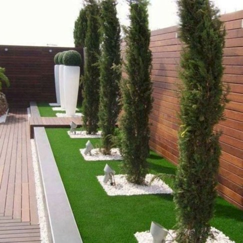 Backyard Landscaping Ideas With Minimum Budget 27