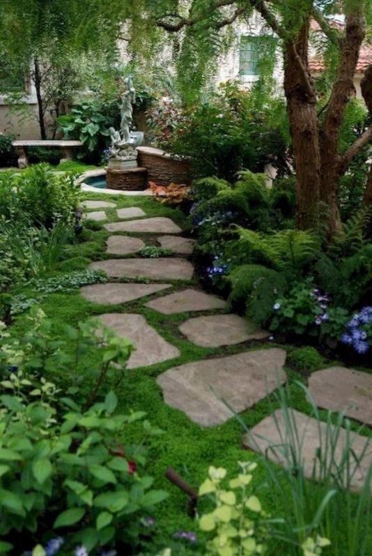 Backyard Landscaping Ideas With Minimum Budget 45