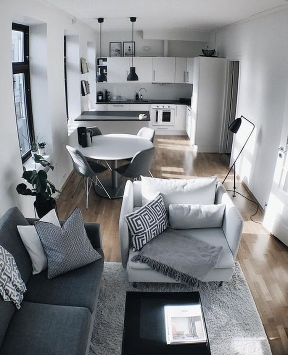 Beautiful Small Space Living Room Decoration Ideas06
