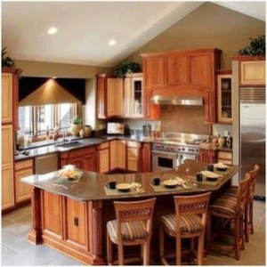 Kitchen Island Design Ideas With Marble Countertops 01