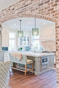 Kitchen Island Design Ideas With Marble Countertops 28