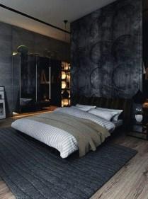 Luxury Modern Man Bedroom Design Ideas 04