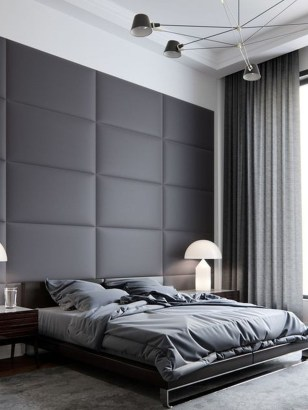 Luxury Modern Man Bedroom Design Ideas 06