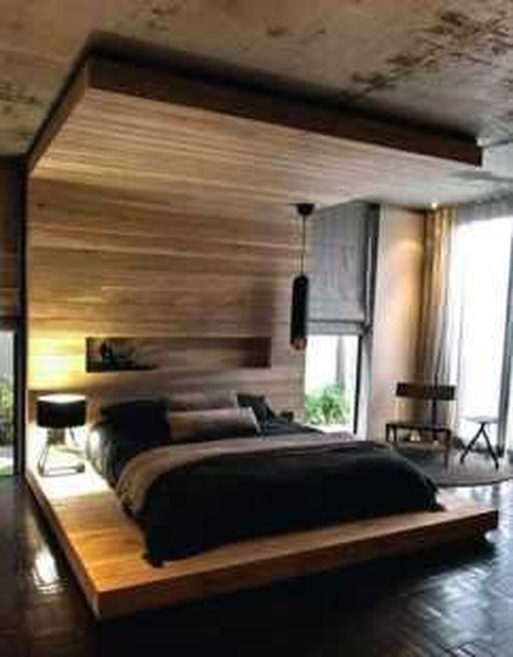 Luxury Modern Man Bedroom Design Ideas 22