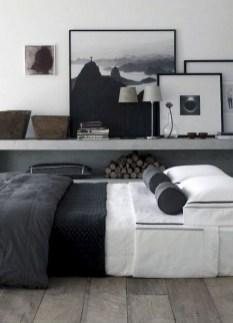 Luxury Modern Man Bedroom Design Ideas 35