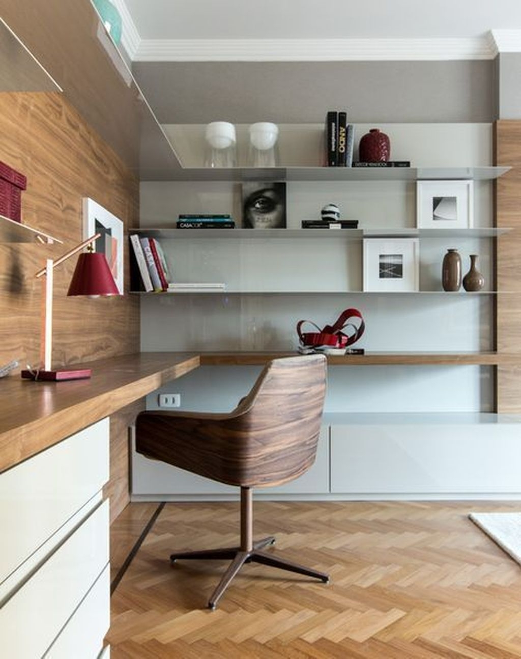 Modern Home Office Idea That Easily Implemented 10