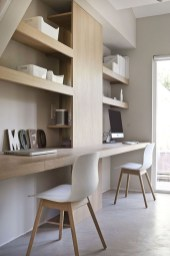 Modern Home Office Idea That Easily Implemented 14