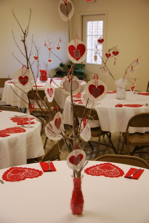 Nice Ideas For Best Valentines Day Centerpieces 06