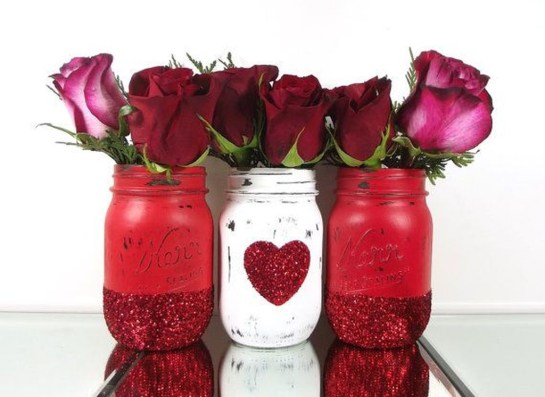 Nice Ideas For Best Valentines Day Centerpieces 16
