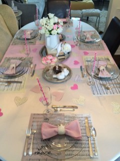 Nice Ideas For Best Valentines Day Centerpieces 26