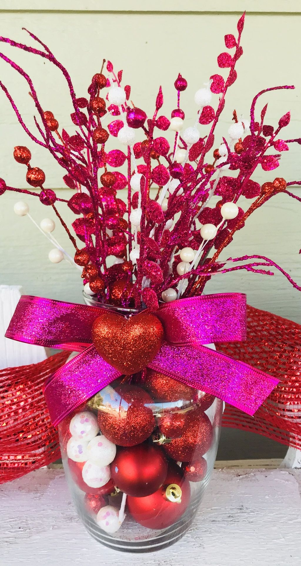 Nice Ideas For Best Valentines Day Centerpieces 42
