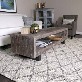 Nice Looking DIY Coffee Table 14