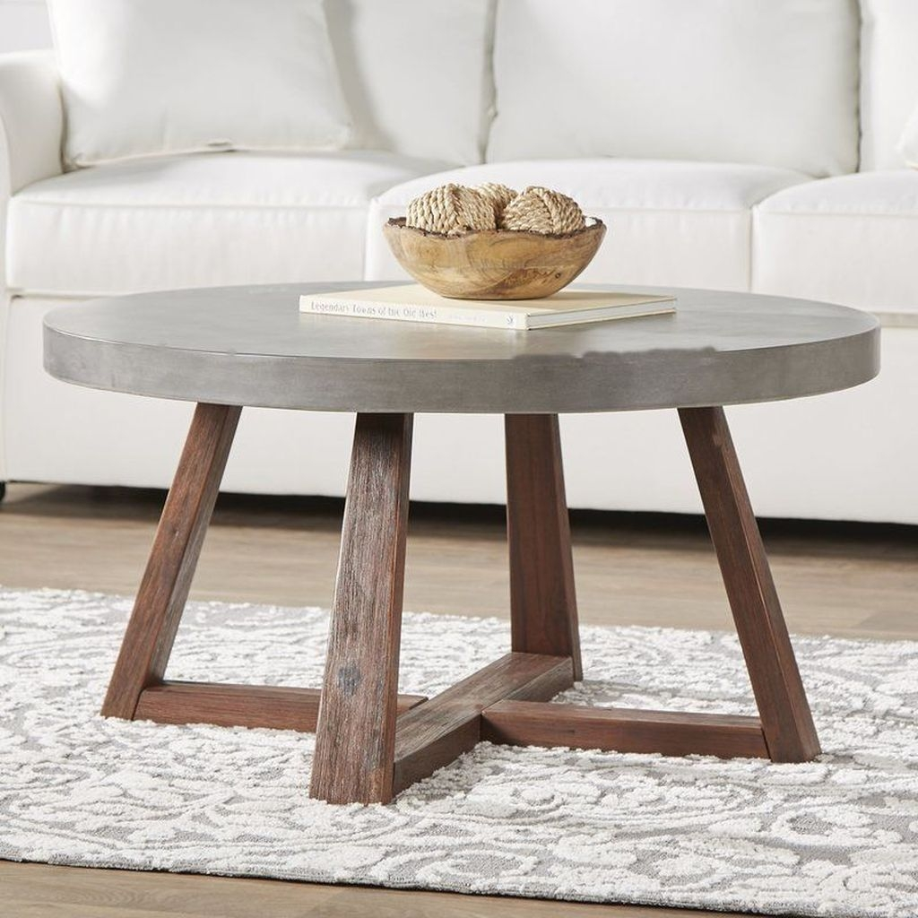 Nice Looking DIY Coffee Table 15