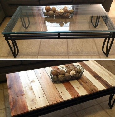 Nice Looking DIY Coffee Table 21