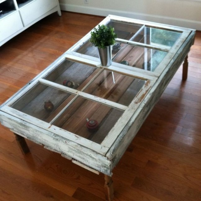 Nice Looking DIY Coffee Table 42