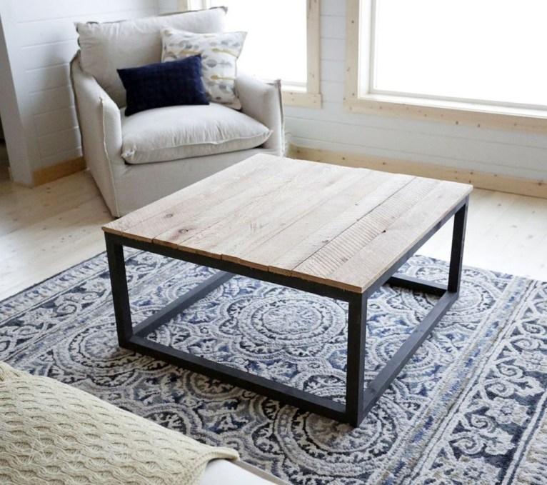 Nice Looking DIY Coffee Table 44