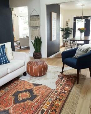 Perfectly Bohemian Living Room Design Ideas 17