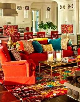 Perfectly Bohemian Living Room Design Ideas 24