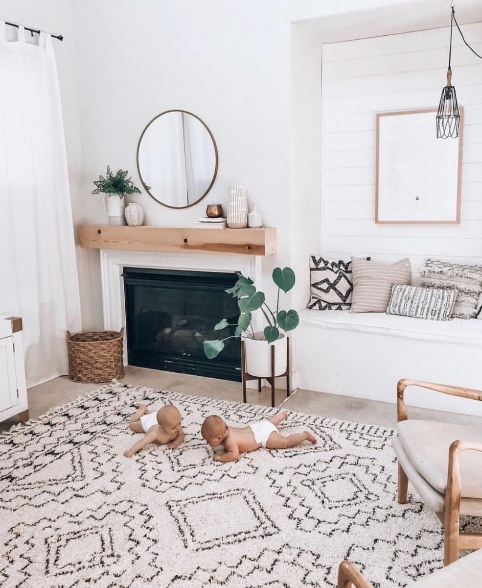 Perfectly Bohemian Living Room Design Ideas 40