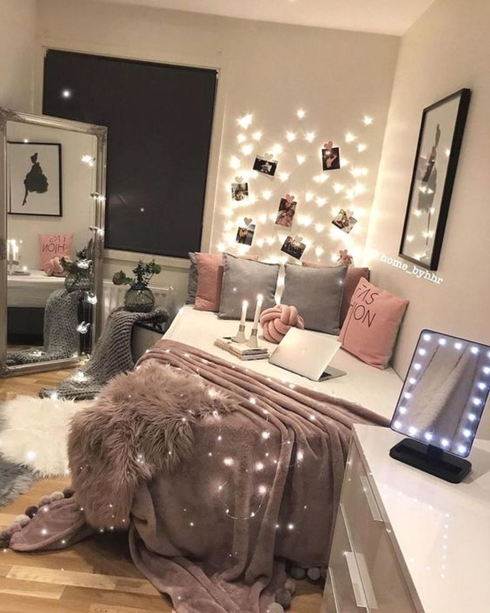 Pink Bedroom Decor You Can Try On Your Own 02
