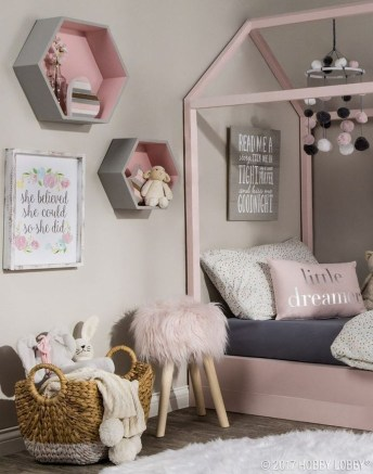 Pink Bedroom Decor You Can Try On Your Own 06