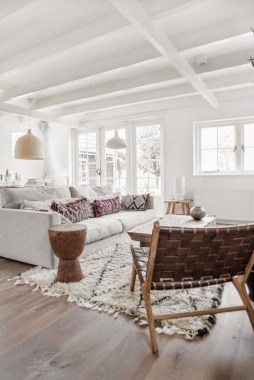 Scandinavian Living Room Design That A Lot Of People Talk About 17