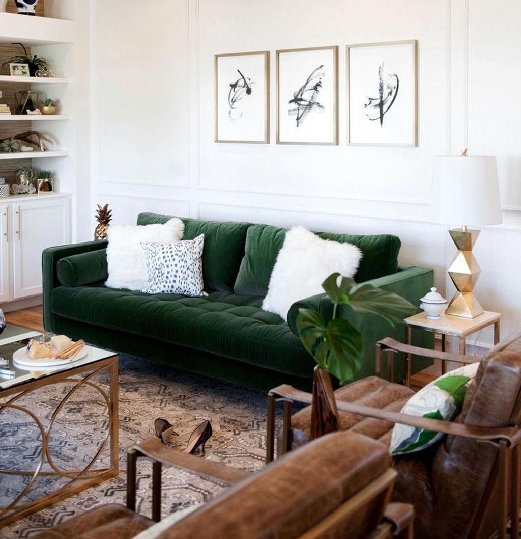 Scandinavian Living Room Design That A Lot Of People Talk About 24