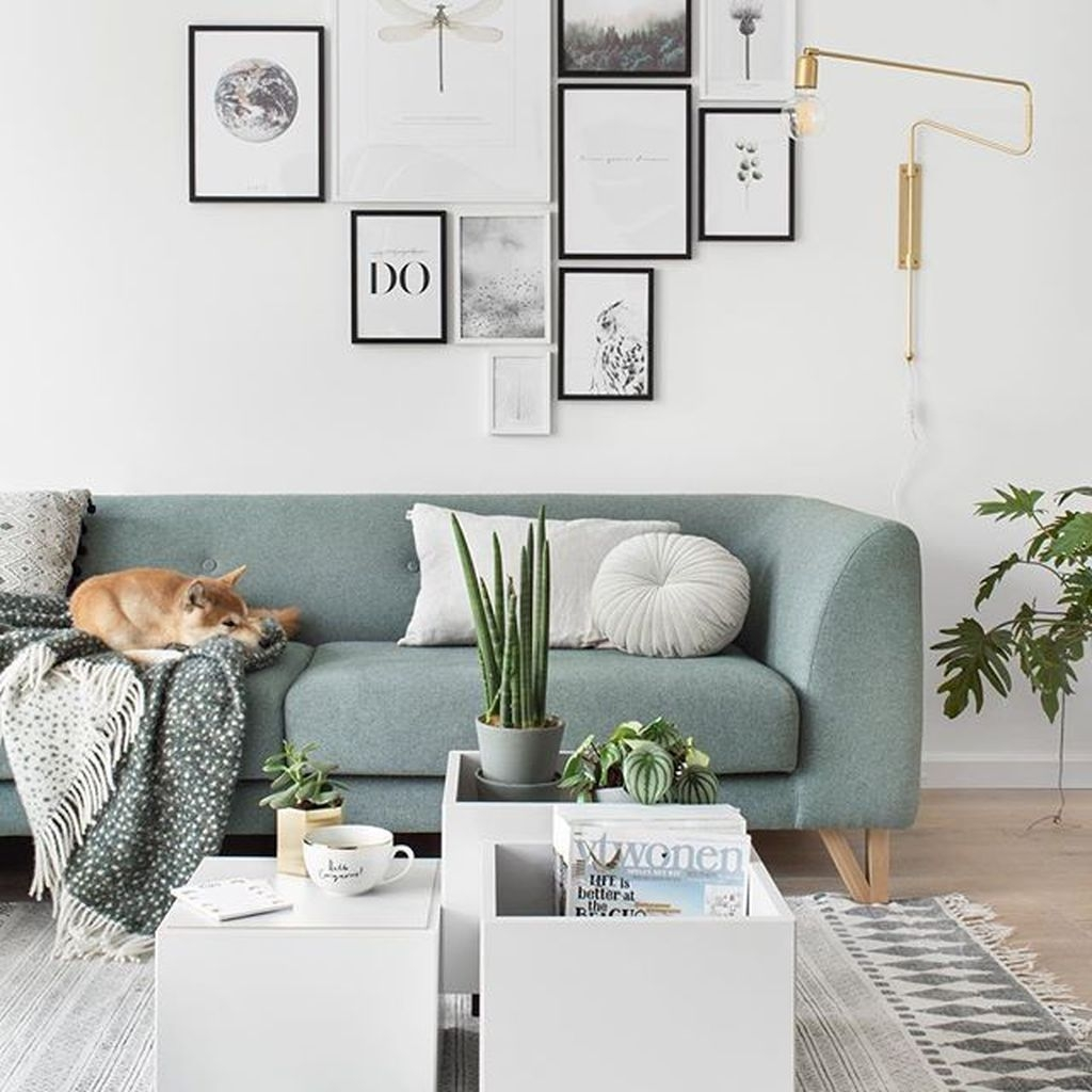 Scandinavian Living Room Design That A Lot Of People Talk About 34