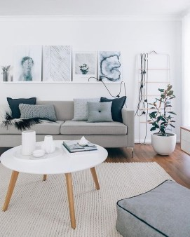Scandinavian Living Room Design That A Lot Of People Talk About 42