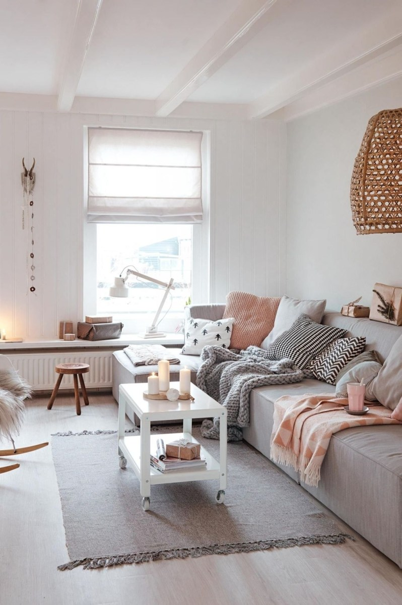Scandinavian Living Room Design That A Lot Of People Talk About 43