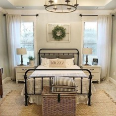 Small Master Bedroom Design With Elegant Style 28