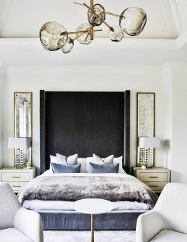 Stunning Modern Black Home Decor 15