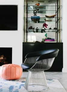 Stunning Modern Black Home Decor 32