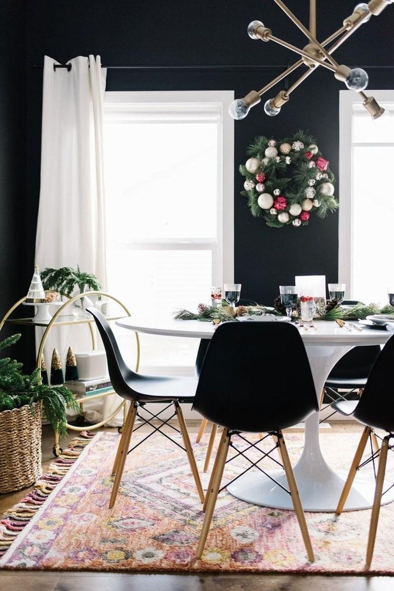 Stunning Modern Black Home Decor 42